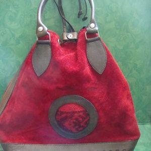 Handbags - Leather 100% Bolivia Shoulder Bag
